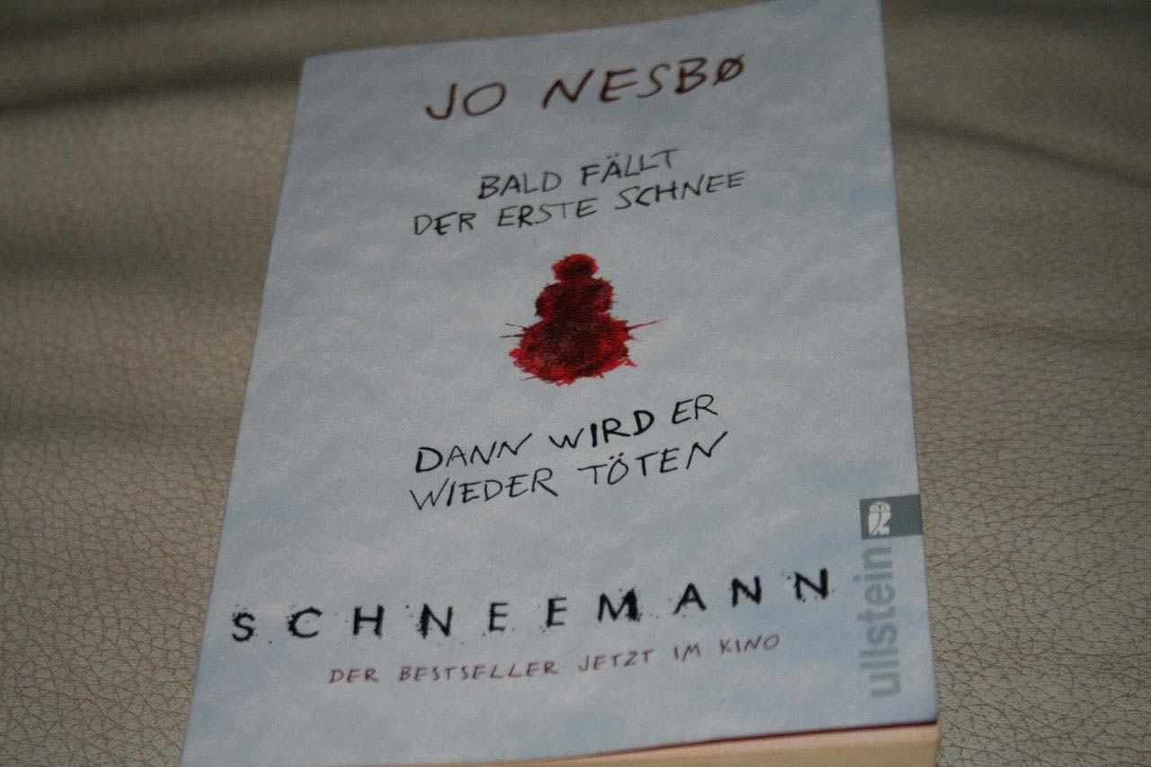 Jo Nesbo Schneemann