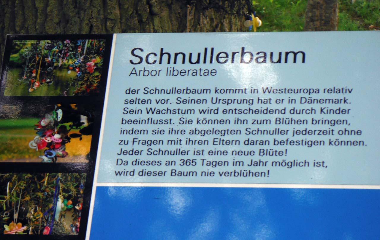 Schnullerbaum