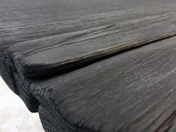 Eiche Geköhlt Tischplatte