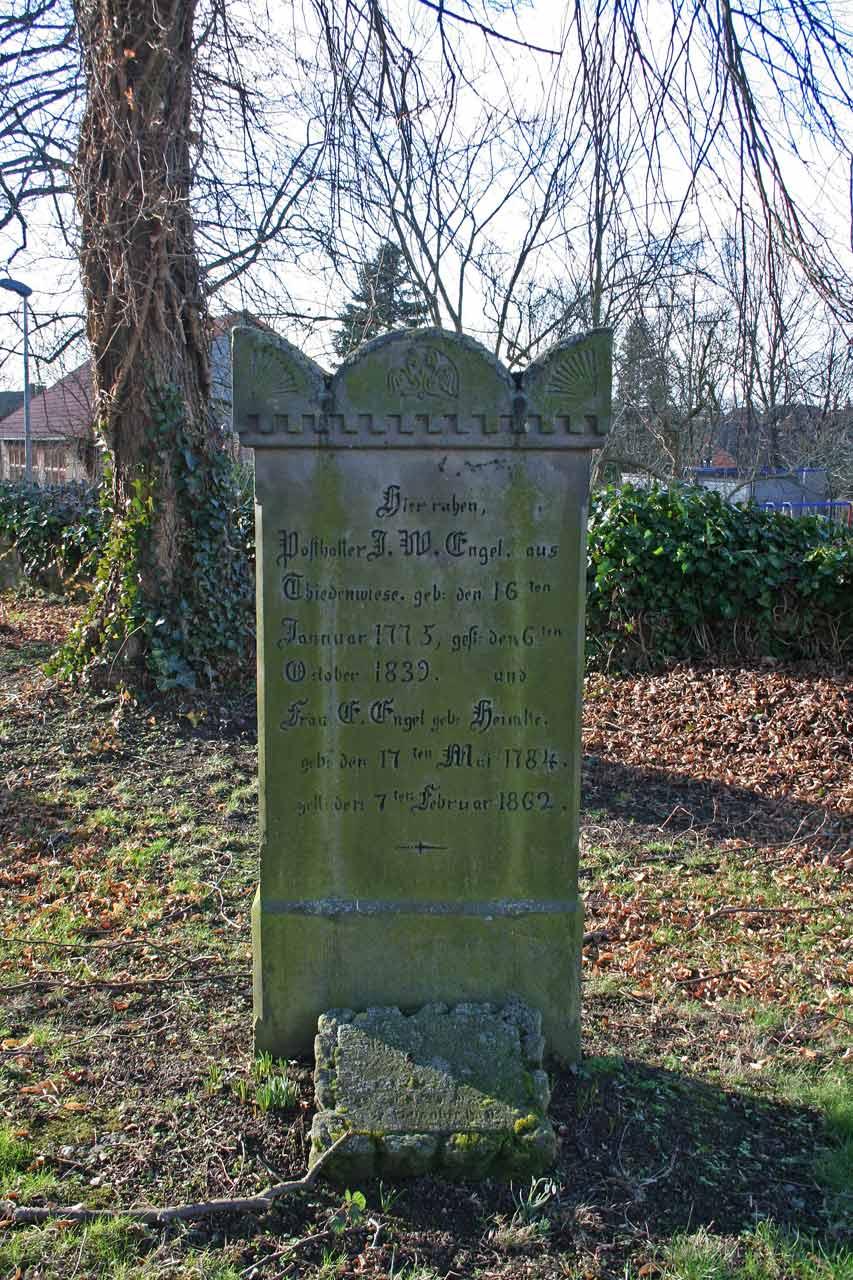 Friedhof Jeinsen