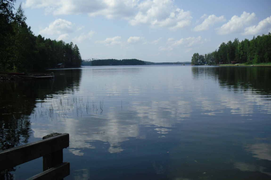 See in Finnland