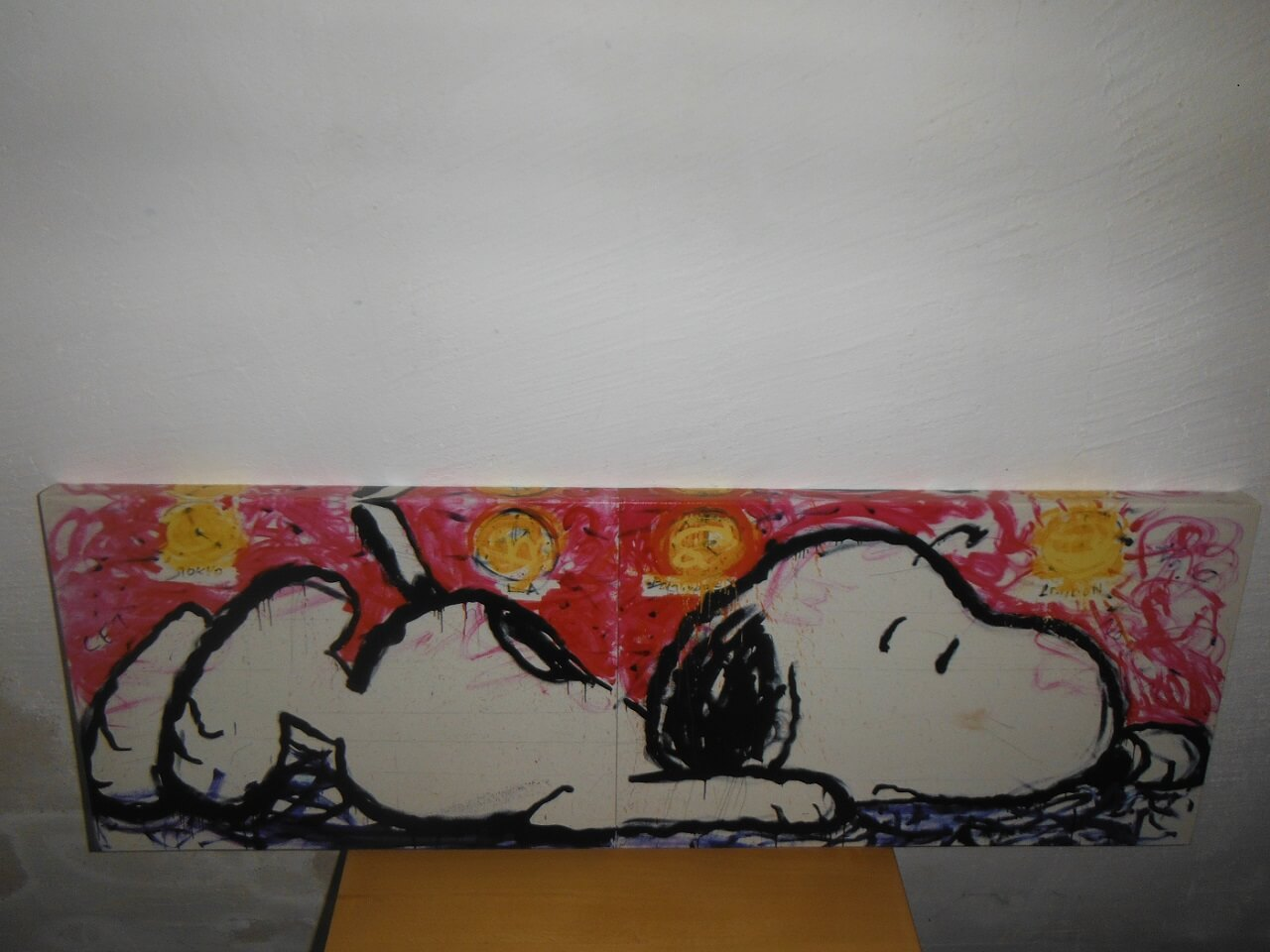 Snoopy Bild by Everhart